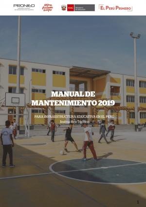 MANUAL DE MANTENIMIENTO 2019