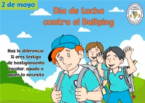 Día de la Lucha Contra El Bullying