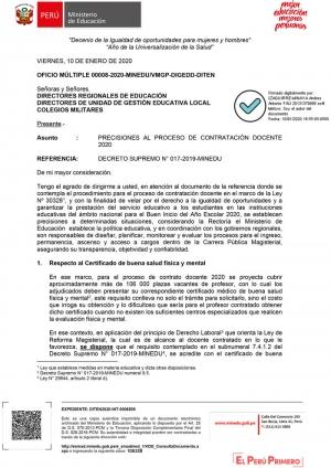 OFICIO MULTIPLE - 00008 - 2020-MINEDU-VMGP-DIGEDD-DITEN