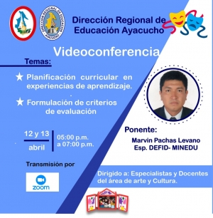 Seminario  Taller - Videoconferencia