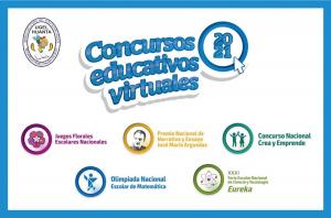 Bases Generales y Específicas de los Concursos Educativos Virtuales 2021