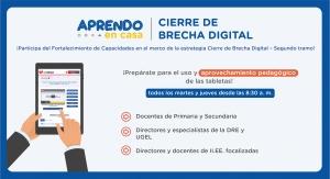 FORTAMECIMIENTO DE CAPACIDADES CIERRE DE BRECHA DIGITAL