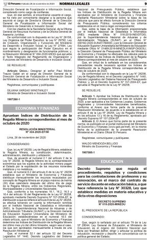 Procedimiento, requisitos y condiciones para las contrataciones de profesores y su renovación, en el marco del contrato de servicio docente en educación básica
