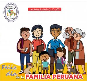 SEGUNDO DOMINGO DE SETIEMBRE: DÍA DE LA FAMILIA EN PERÚ